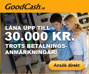 Goodcash snabblån